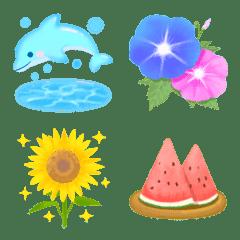 -Summer- Summer pictogram