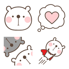Kuma Kuma emoji
