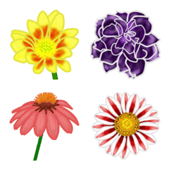 Petals emoji Vol.3