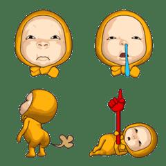Yellow Towel#1[Emoji]