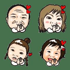 Shimoda family