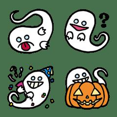Emoji of ghost