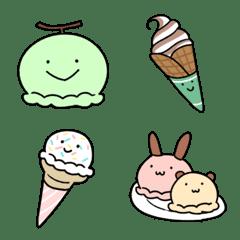 Can use everyday! Ice cream emoji