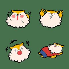 Mogumogurisukun Emoji