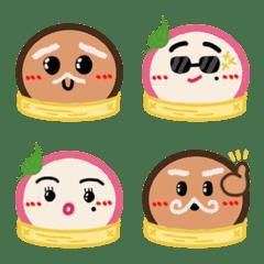 老饅頭&少女饅