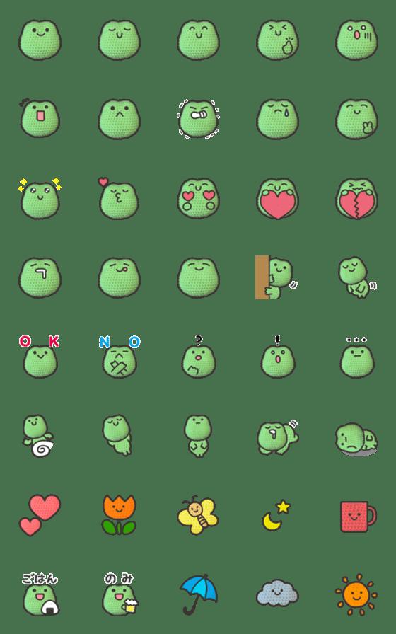 CROCHET PATTERN for Love Emoji Amigurumi Plushy Bag Charm by Sugar ... | 896x560
