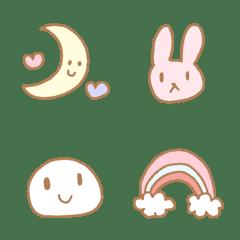 Fuwa-Emoji