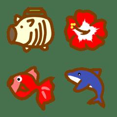 Summer simple Emoji