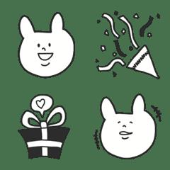 various imoko-chan emojis