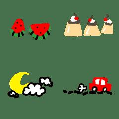 cute lines emoji8