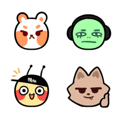 MONmoji FRIENDS