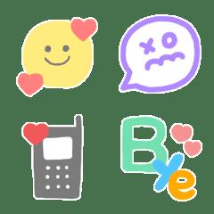 Pastel cute Emoji (1)