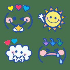 Kawaii Smile Emoji