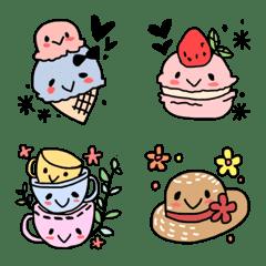cute vivid emoji