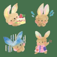 one-piece dress of Rabbit