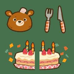 HARAPECO Bear Emoji