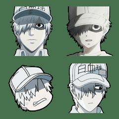 hataraku-saibou Vol.3