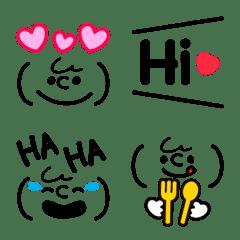 Yurukawa kaomoji Emoji