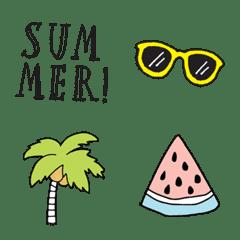 summer heat emoji
