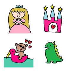 อิโมจิไลน์ Lilo emoji37