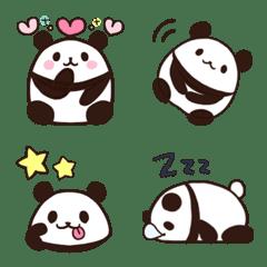 Little panda emoji 2