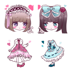 Princess Dolly Emoji