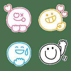 colorful Smile Emoji (6)