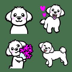 Maltese Emoji.