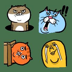 貓室友表情貼3