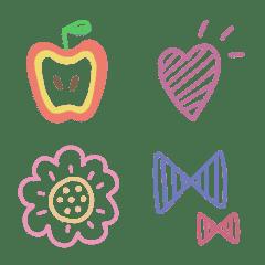 cute Emoji .