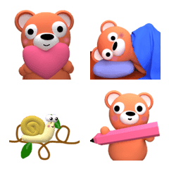 Bear's Boopy 1 Emoji