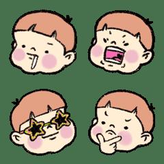 o ma me emoji