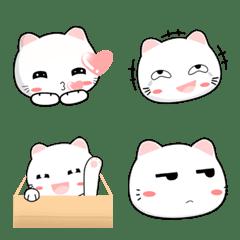 Miki the cat Emoji