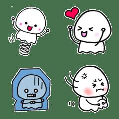 """Emoji  of """"TERU TERU BOZU"""""""