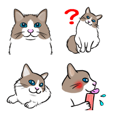 Ragdoll Emoji
