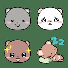 Bear Gangs emoji