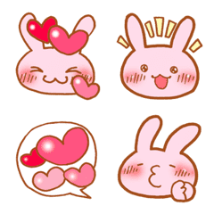 jyosiryoku usagi Emoji