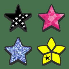 Grand Pictogramme Etoile Line Emoji Line Store