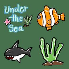 cute cute 5 Under the sea