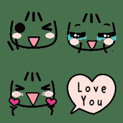 Cheek Pink Emoji : Koamoji Version