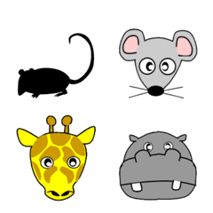Zodiac and various animals