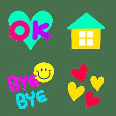 Vivid Emoji
