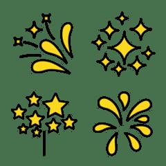 Emoji : Fireworks