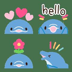 Choko emoji dolphin