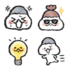 Fairy of Rice Cake's Emoji