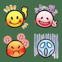 Simple Emoji (faces)