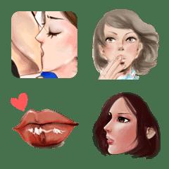 First love emoji