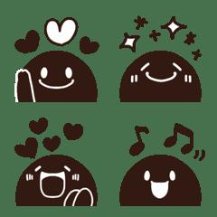 Choko emoji simple