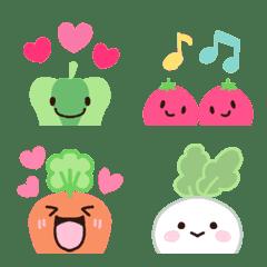 Choko emoji Vegetables