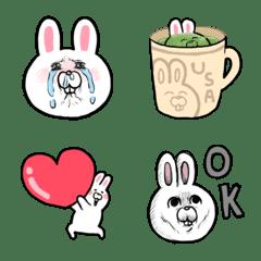 cute bunny series Emoji